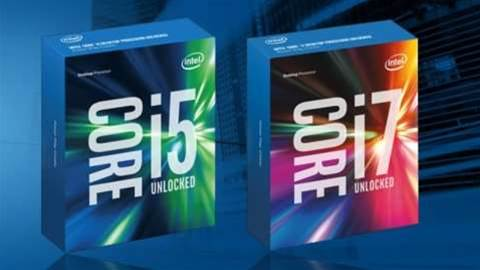 Intel pulls wraps off first Skylake processors at Gamescom 2015
