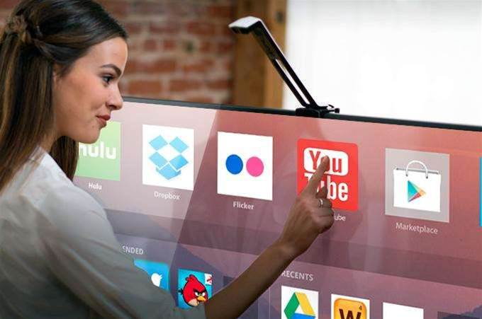 Touchjet Wave turns your TV into a giant touchscreen
