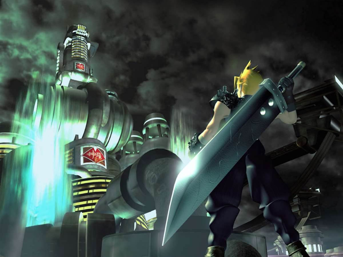 Final Fantasy VII begins rolling out to iPhone and iPad