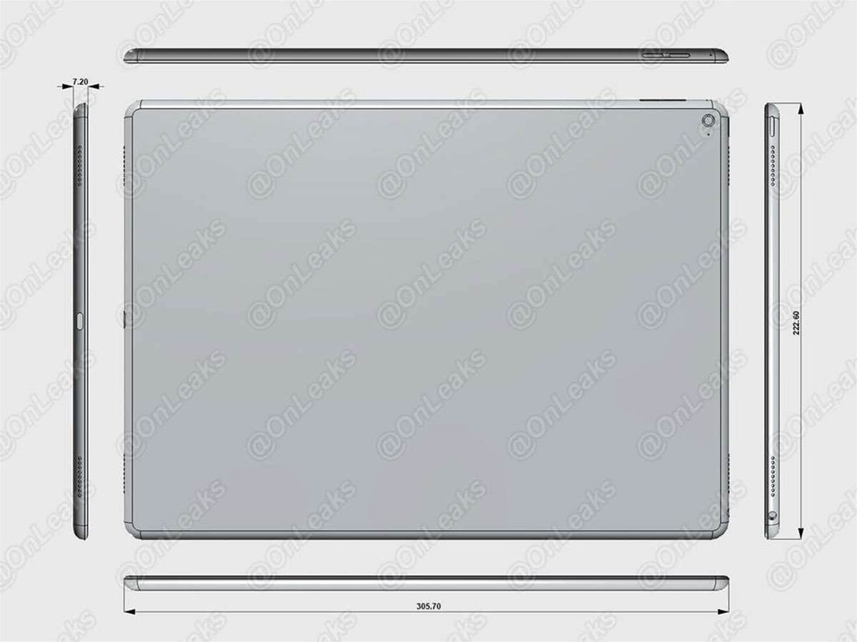 Apple's iPad Pro almost certainly real