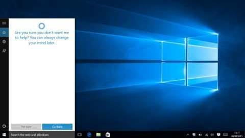 How to disable Cortana in Windows 10