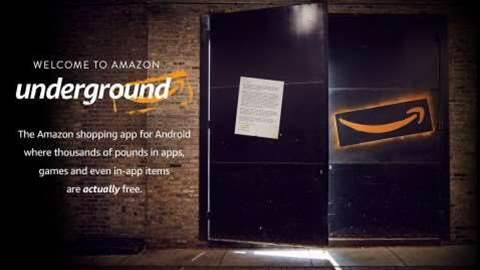 What is Amazon Underground?