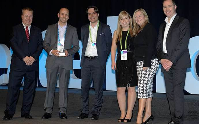 The winners: 2015 Microsoft Australia Partner Awards