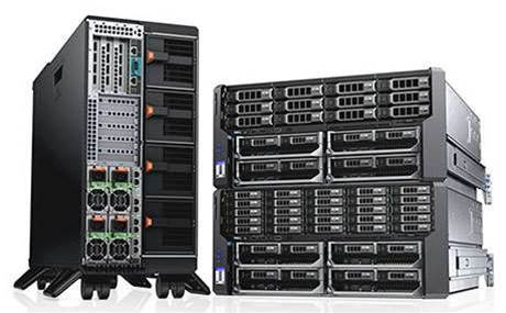 Strong second quarter server sales hide dark issues