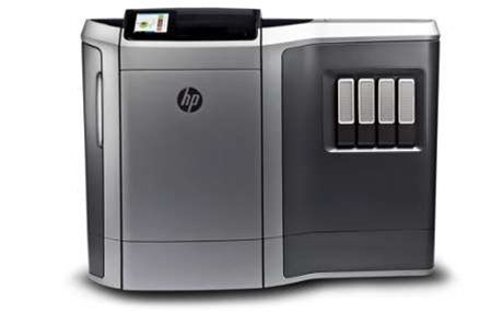 HP to create new 3D printing business for 'next industrial revolution'