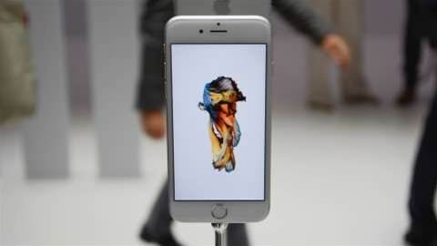 iPhone 6s hands-on: The phone with 3D Touch