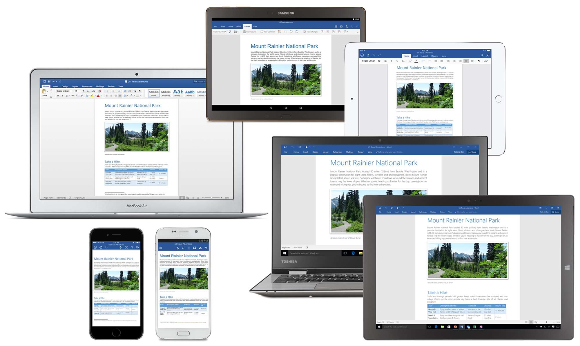 Microsoft releases Office 2016