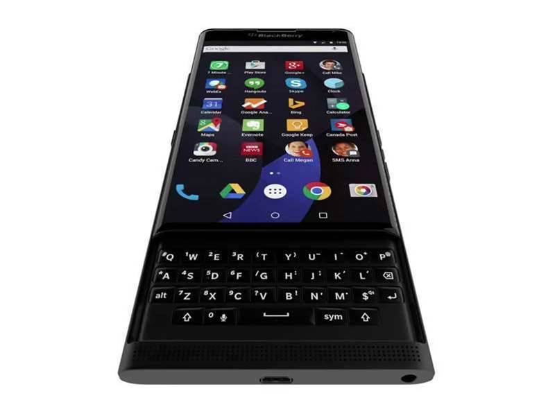 BlackBerry confirms Android-powered Priv is coming this year