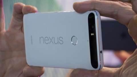 First look: Google Nexus 6P smartphone