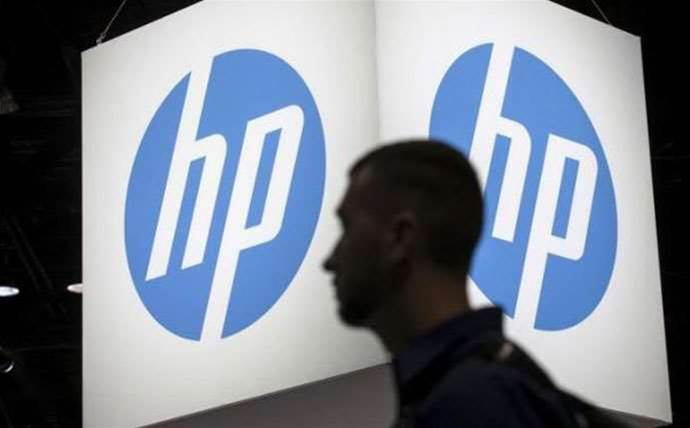 HP board approves blockbuster split