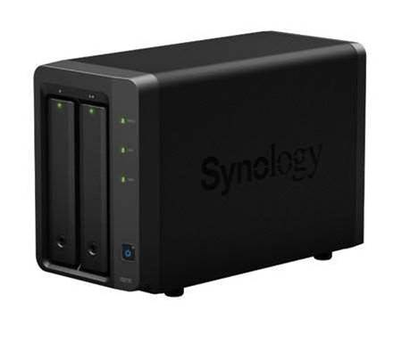 Review: Synology DS215+ NAS