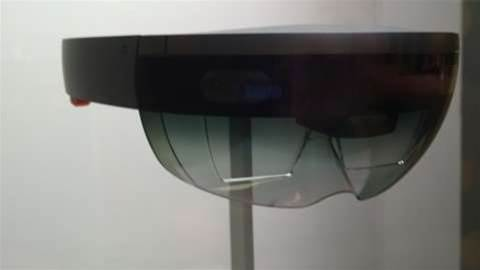 Microsoft HoloLens will ship to developers in 2016