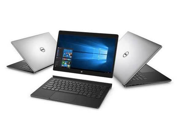 Dell XPS 12 is a Surface-like transformer
