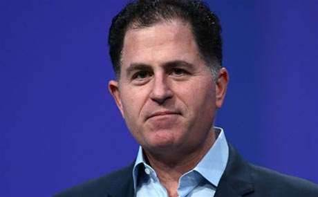 Michael Dell: 'Together we'll be even more powerful'