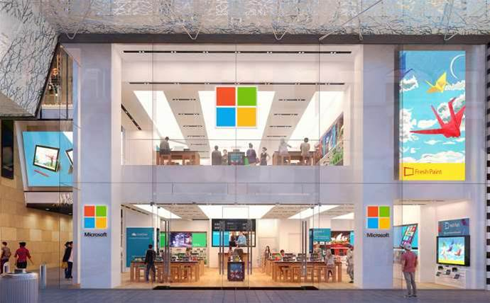 Cloud demand pushes Microsoft to beat revenue forecasts