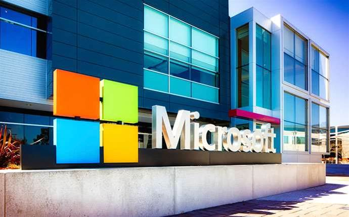 Microsoft Azure revenue doubles while Windows falls
