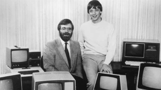 The ten defining moments of Bill Gates