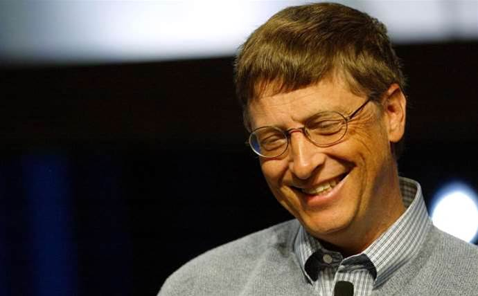 Bill Gates joins other billionaires for climate change fund