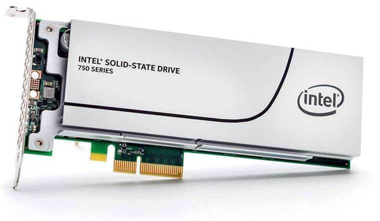 Our second Intel 750 SSD winner!
