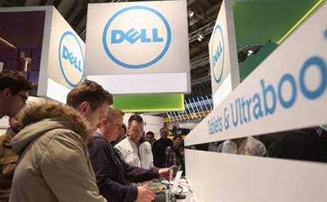 Dell admits to security hole in new laptops