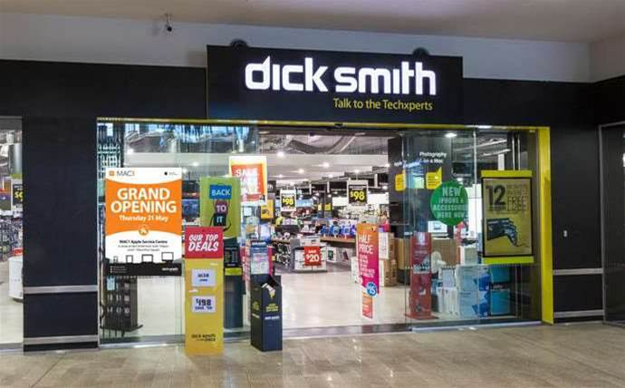 The Dick Smith customer database is for sale