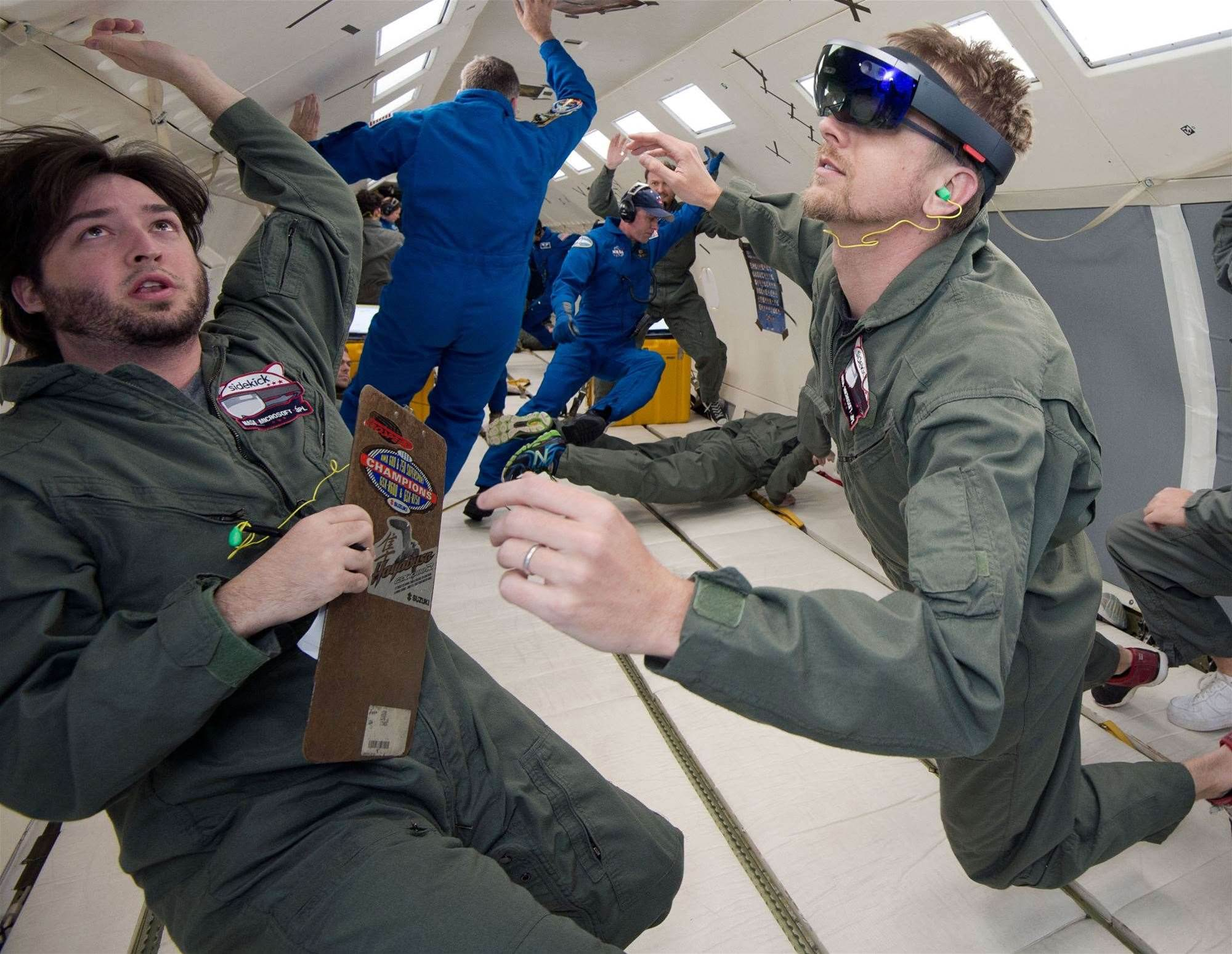Astronauts Are Getting Augmented Reality Headsets This Week