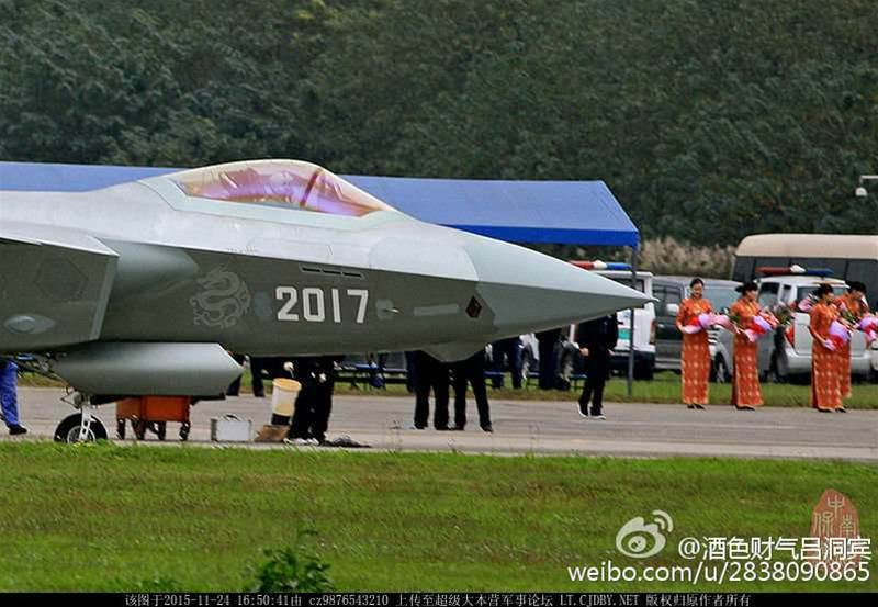 """2017"" prototype heralds the end of an era for J-20 fighter jet testing, start of another era"