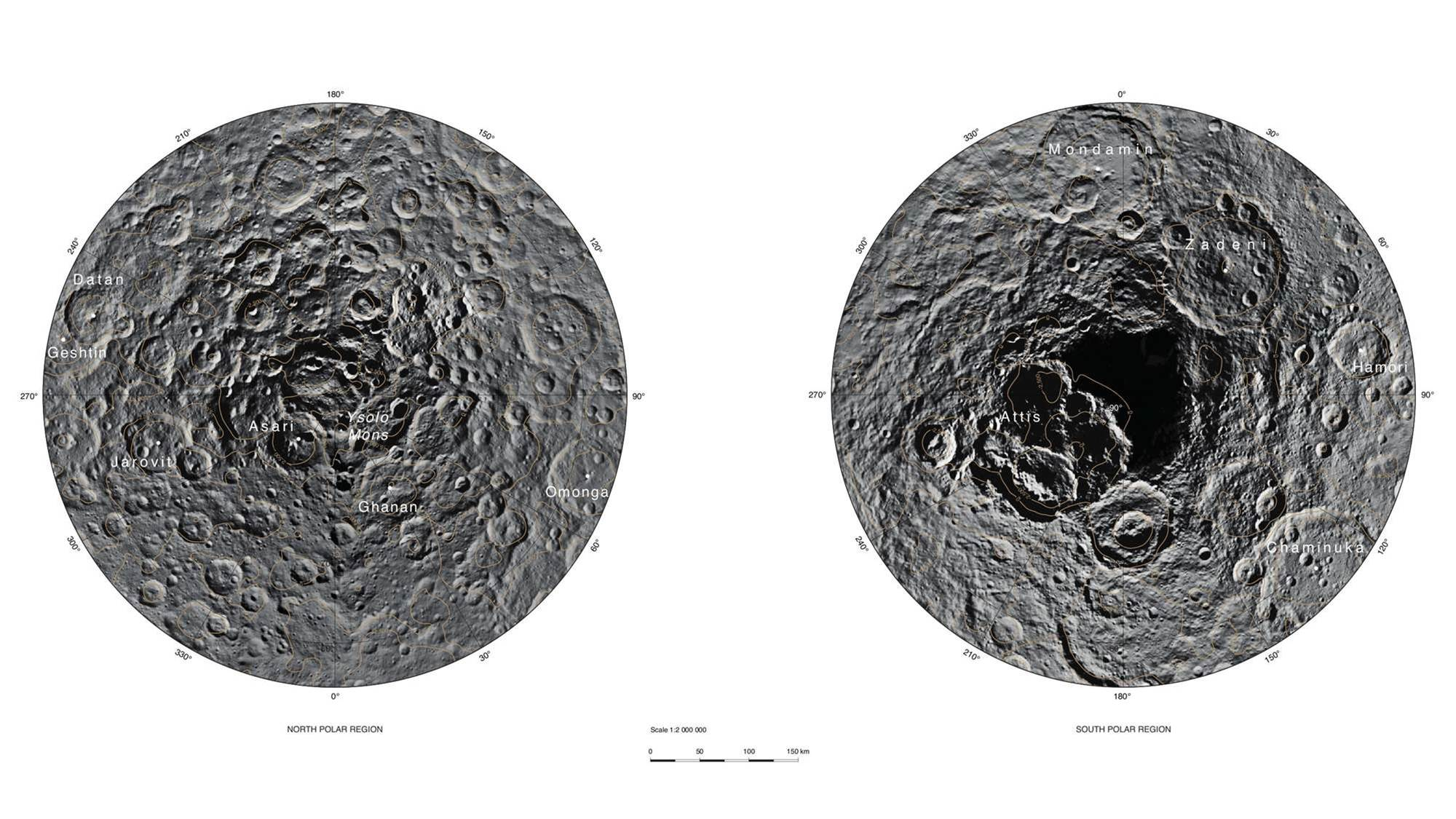 Behold, The First Atlas Of Ceres