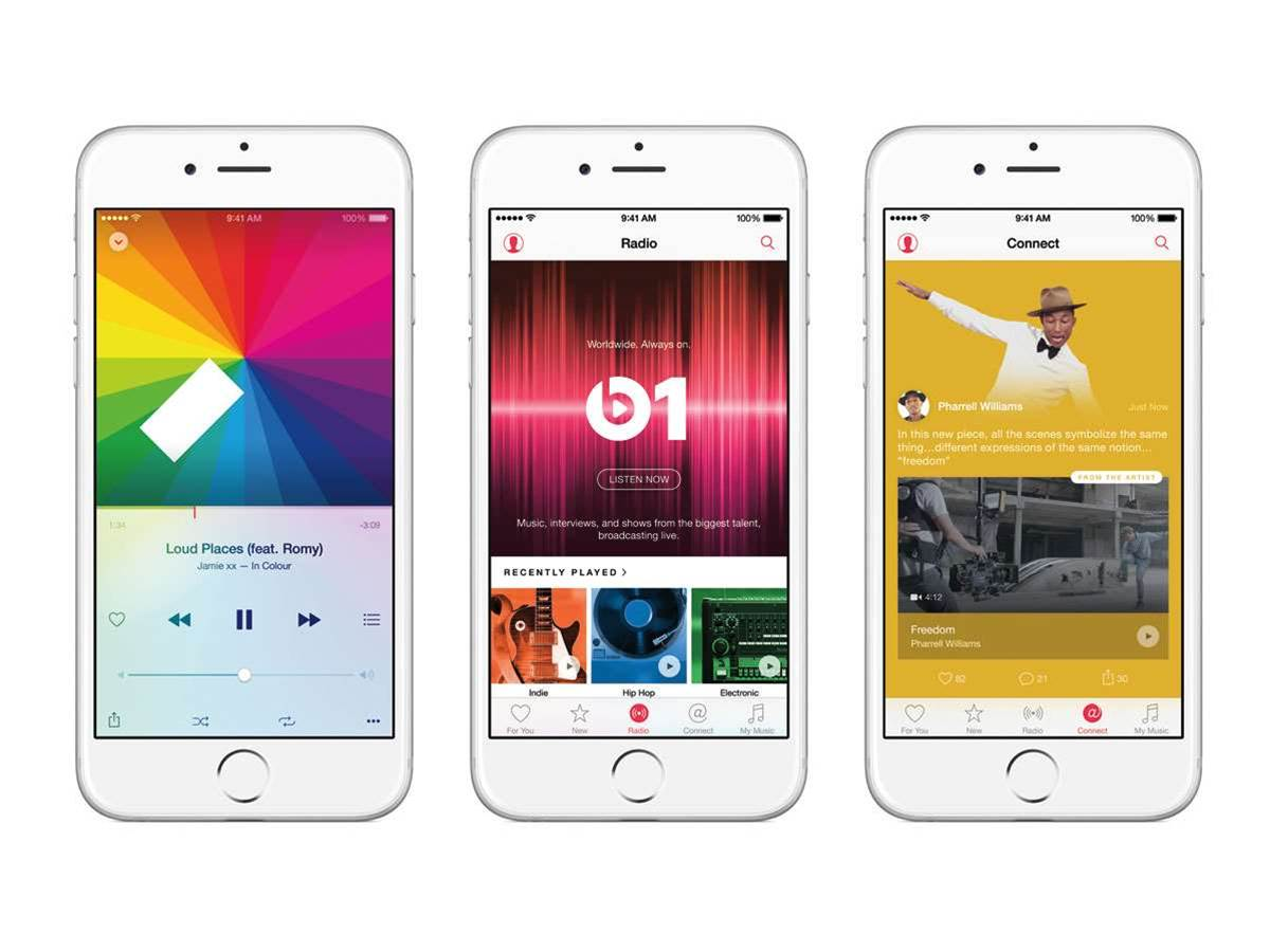 Apple ditches free iTunes Radio stations