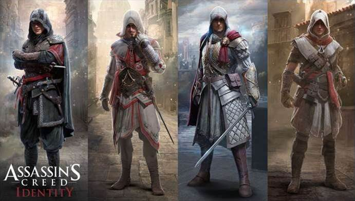 Identity is another foray into mobile for Assassin's Creed