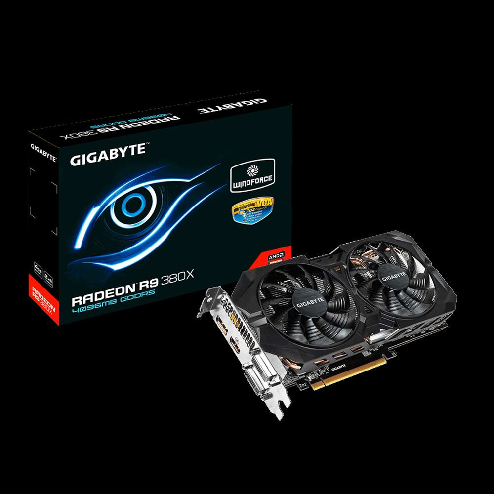 Gigabyte lifts the lid on new Radeon R9 380X
