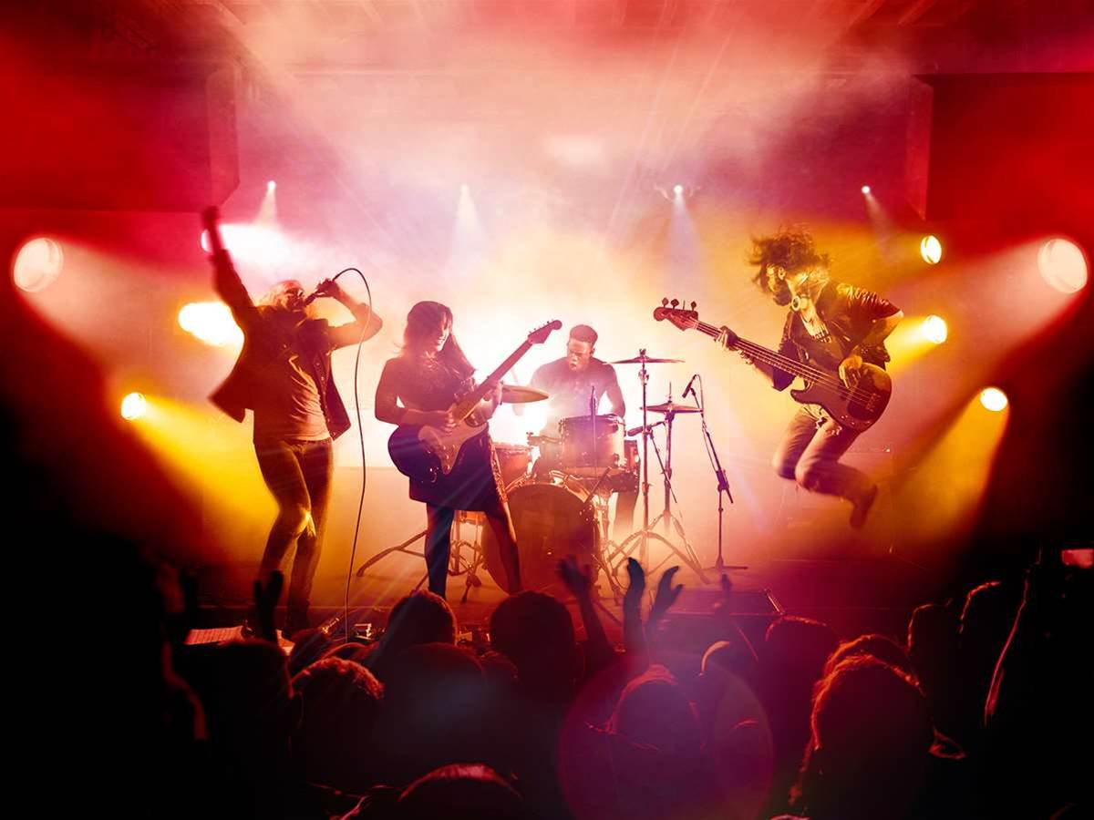 Rock Band 4 is coming to PC - via crowdfunding