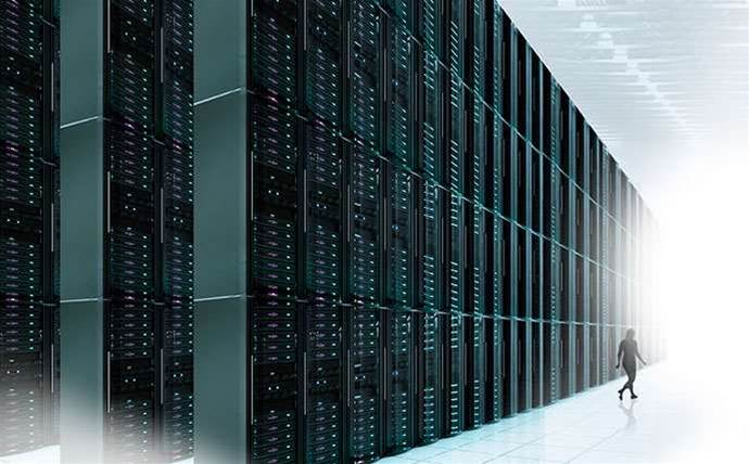 Aussie server revenues up 40%, driven by cloud growth