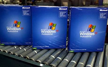 11% of machines still using Windows XP