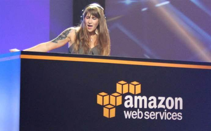 Amazon Web Services killing it: revenue up 64%