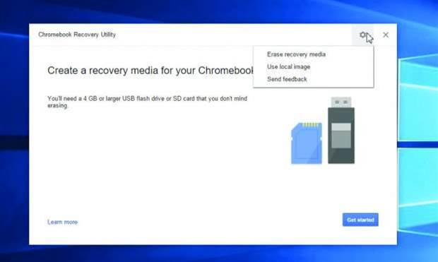How to: Turn your sluggish old Windows laptop into a super-speedy Chromebook
