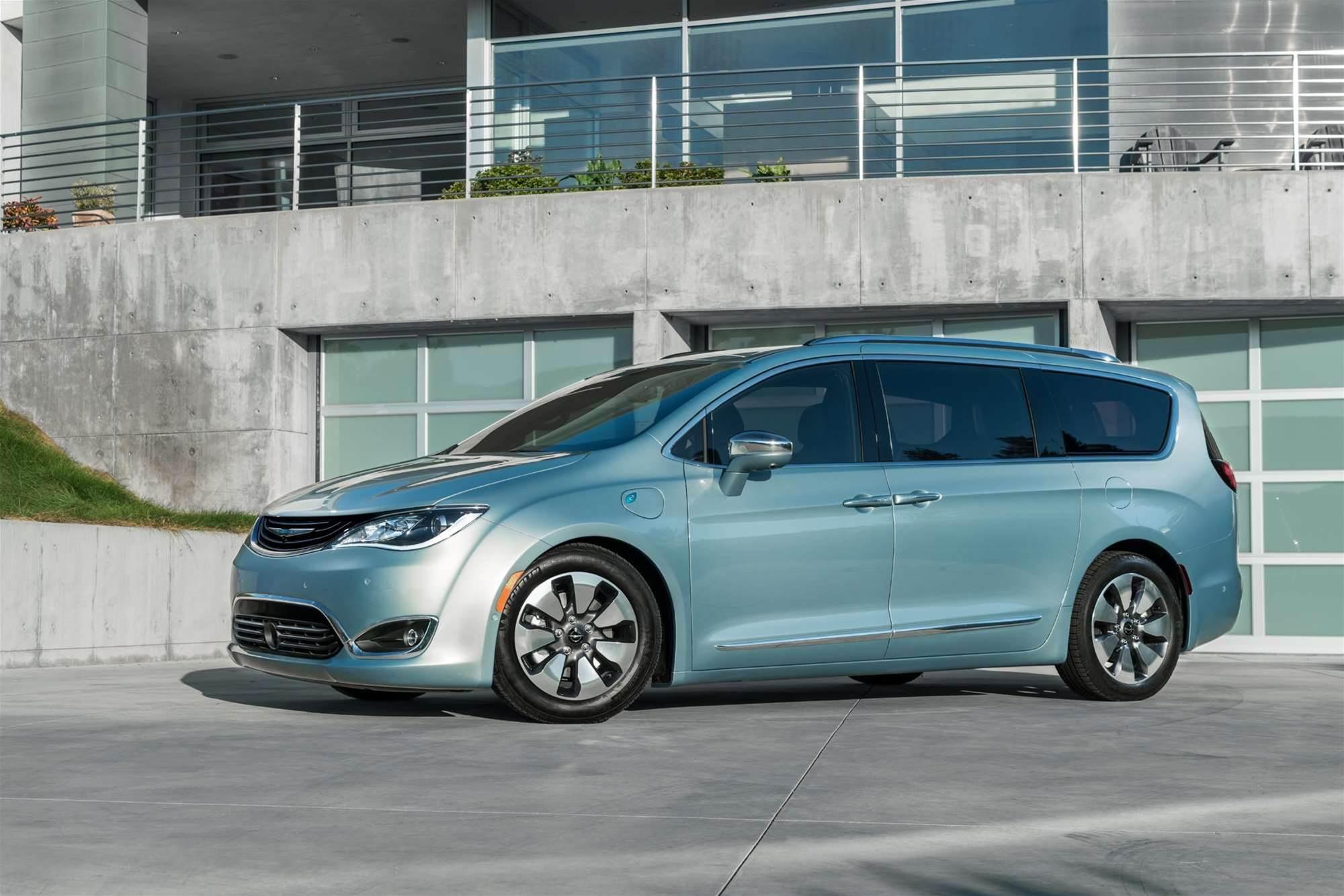 Google, Fiat to make 100 self-driving minivans