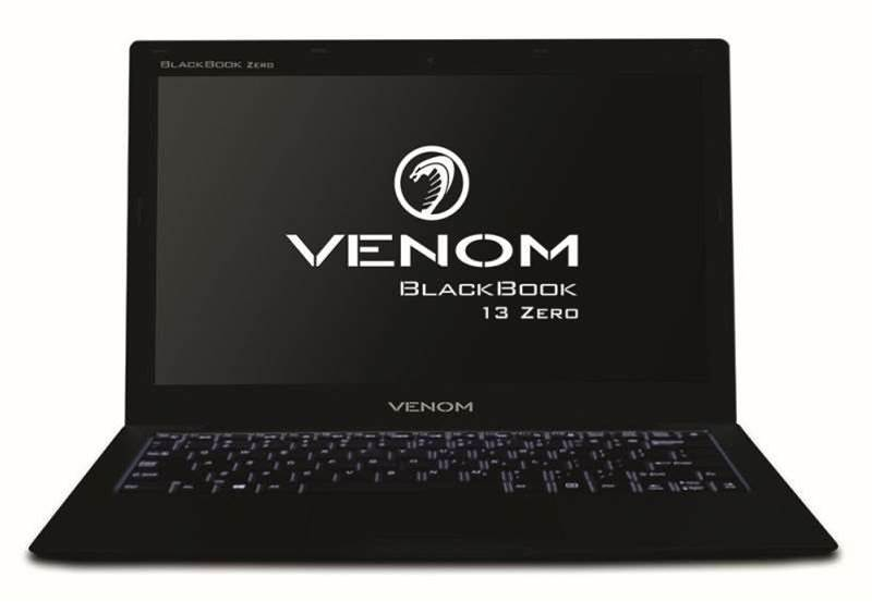 Review: Venom's BlackBook 13 Zero is well-specced and powerful