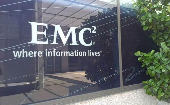 Four Aussie partners win EMC regional awards