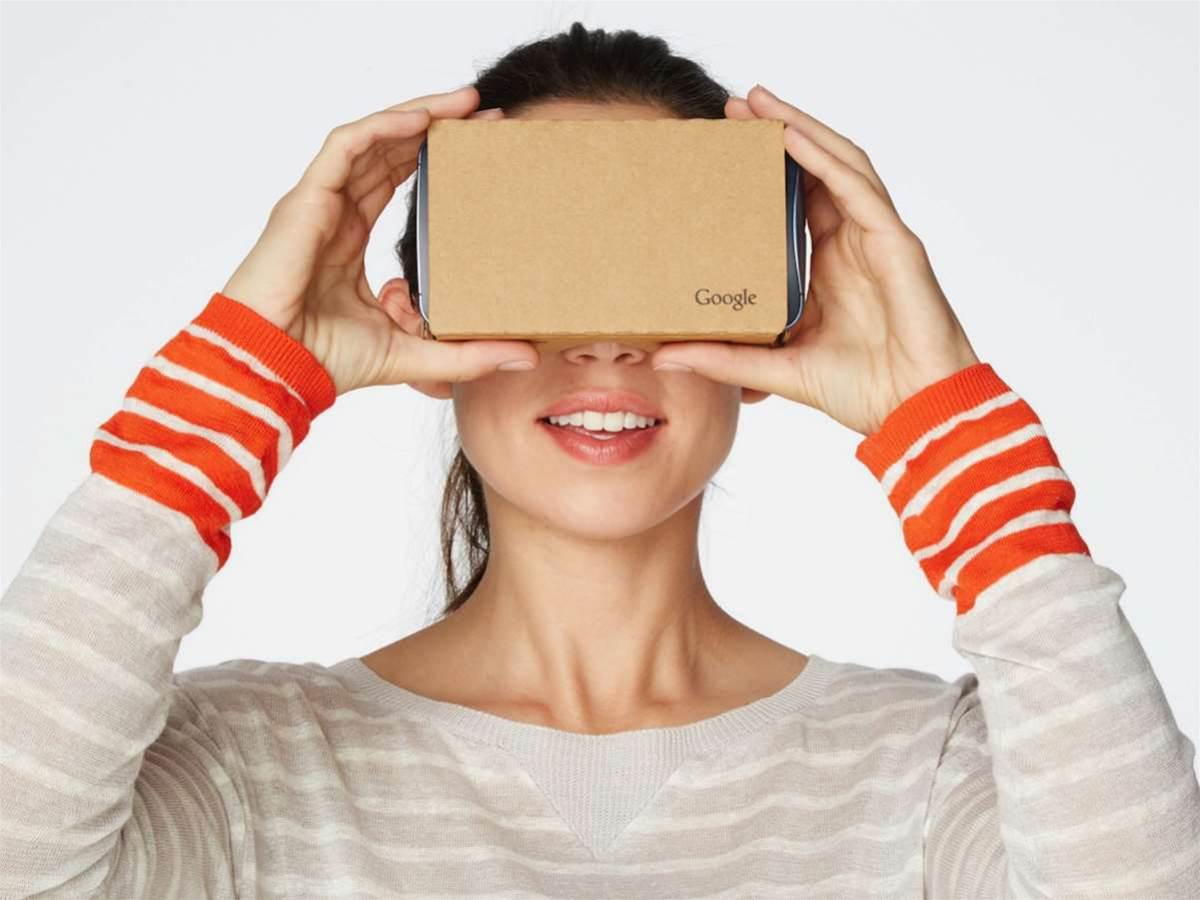 Google may challenge the Rift and Vive with a standalone Android VR headset