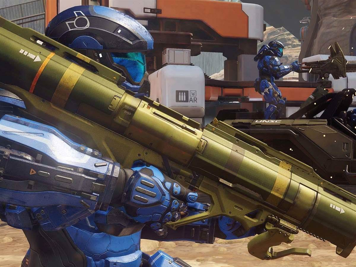Halo 5's Forge mode is coming to Windows 10 - but not Halo 5 itself