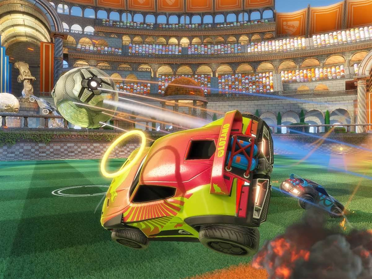 Cross-play all day with Rocket League on Xbox One and PC