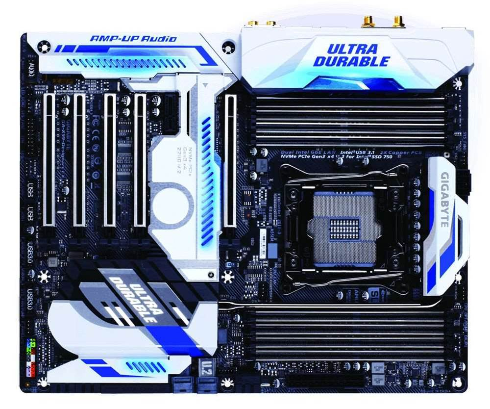 Group Test: X99 Motherboards shift into top gear