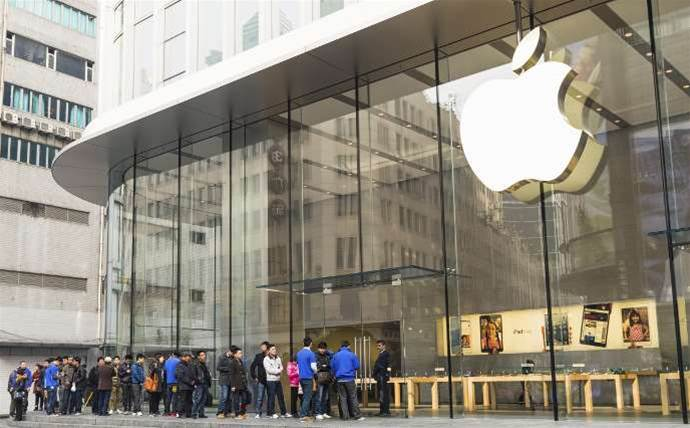 HP, Apple ranked top tech firms in fighting forced labour