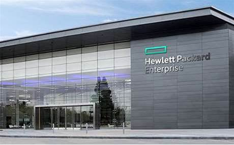 HPE to sell security through partners
