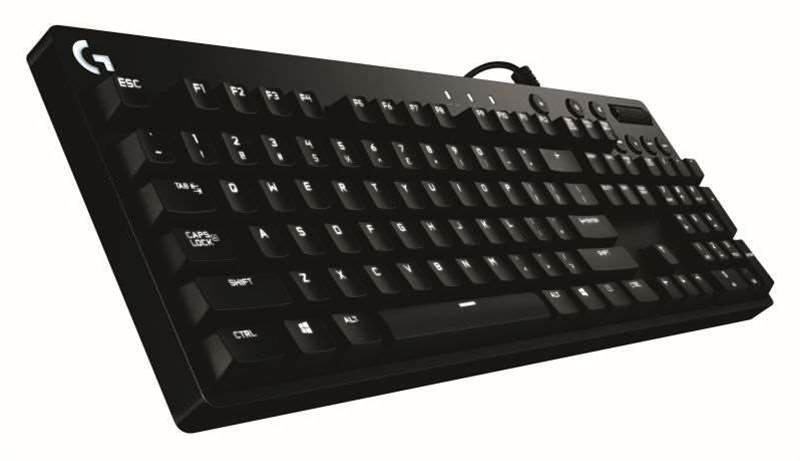 One Minute Review: Logitech G610 Orion Brown mechanical keyboard