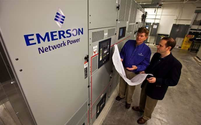 Emerson Network Power sold