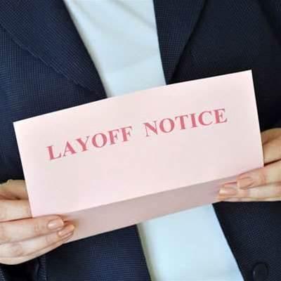 Staff informed of impending redundancies via error email