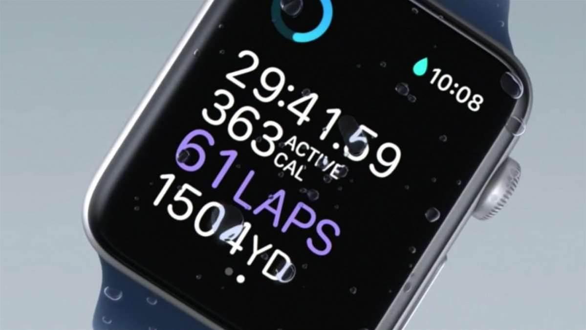 Apple Watch 2 gets GPS and waterproofing