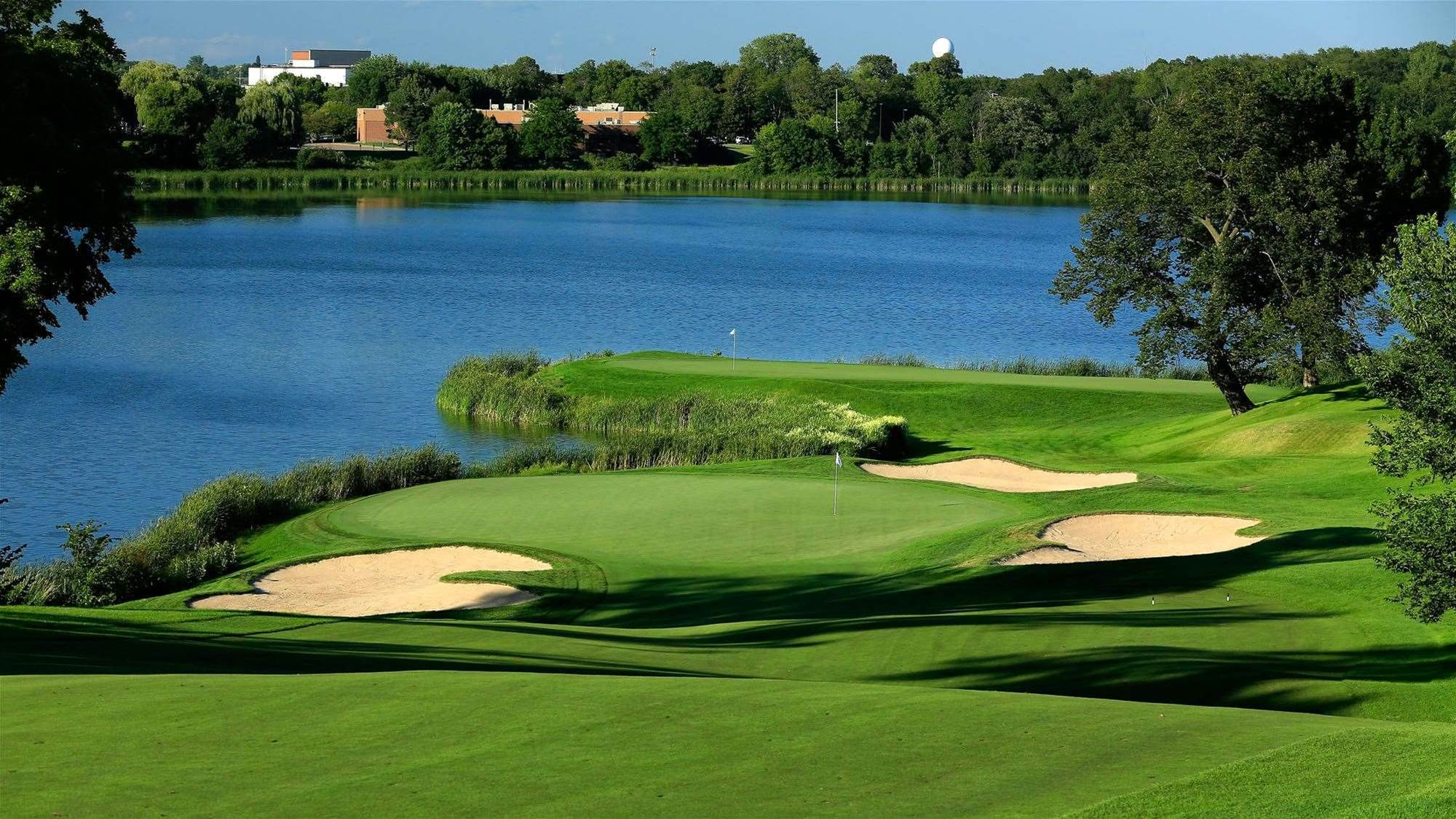 RYDER CUP: Hazeltine is the home of high drama